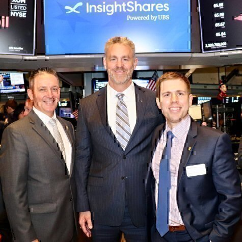 Viqtory leadership at the New York Stock Exchange for the HONR Ticker