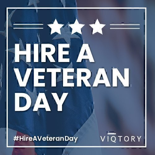 Hire a Veteran Day