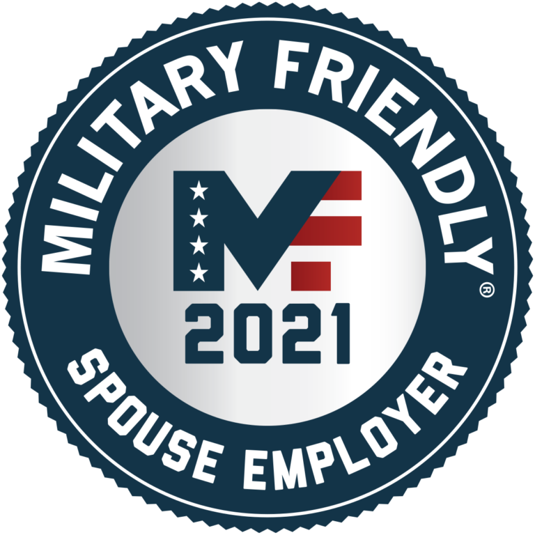 Military Friendly® Spouse Employer